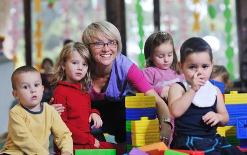 Teach languages at your kindy